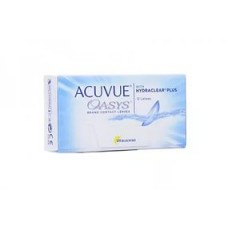 Acuvue Oasys with HYDRACLEAR PLUS (12 шт.)