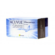 Acuvue Oasys with HYDRACLEAR PLUS (24 шт.)