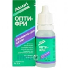 ALCON Opti-Free rewetting drops капли (15 мл.)